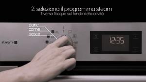I segreti del forno con cottura assistita a vapore