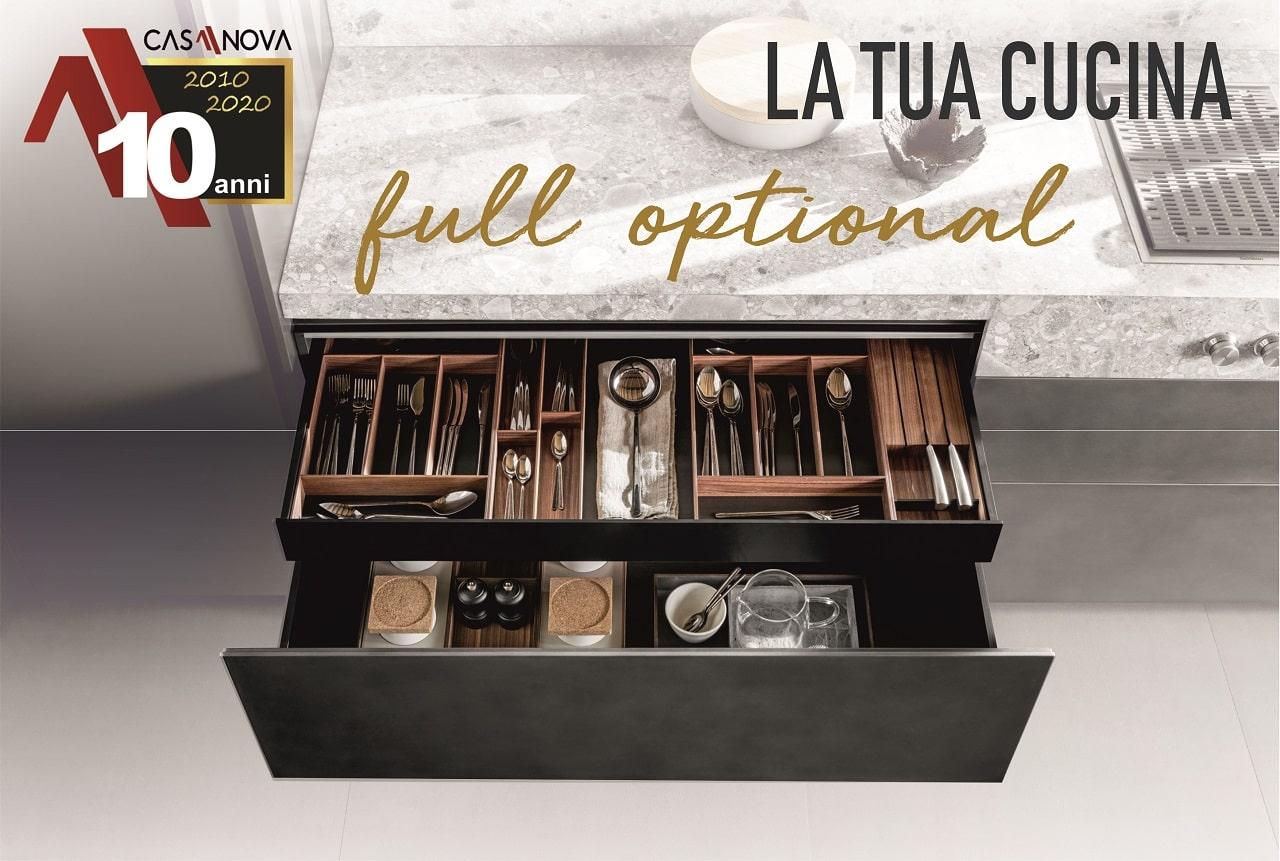 You are currently viewing La cucina Full optinal di Casanova