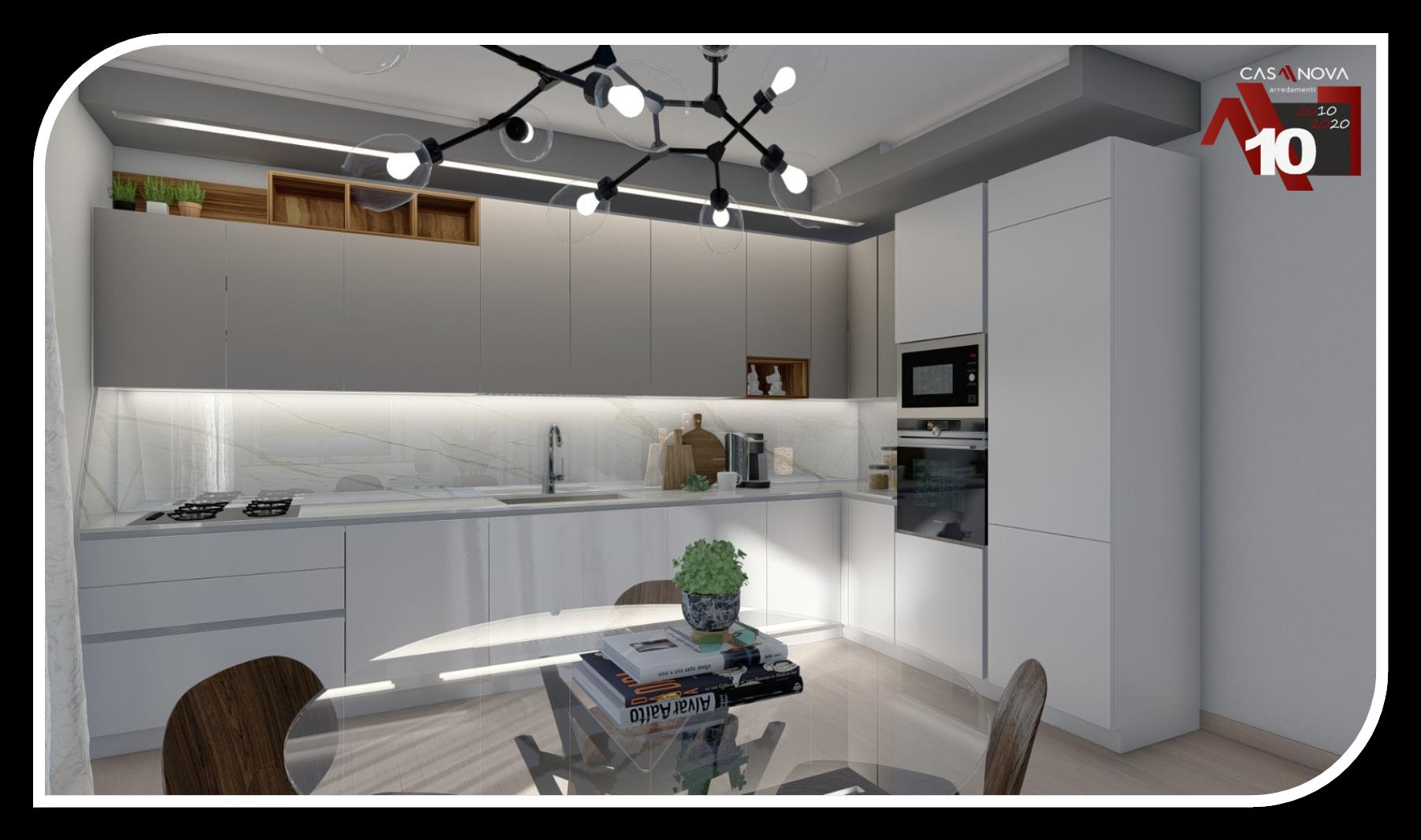 Quanto è importante una cucina ben illuminata?
