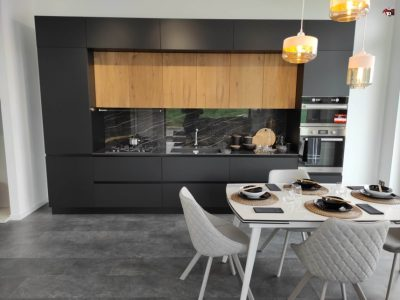 I monoblocchi Cucina, belli spaziosi e di design.