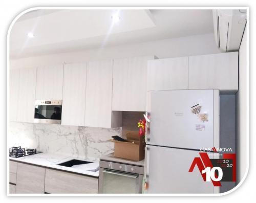 6 metri di cucina lineare per chi ama gli spazi liberi 2