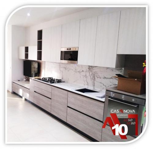 6 metri di cucina lineare per chi ama gli spazi liberi 3
