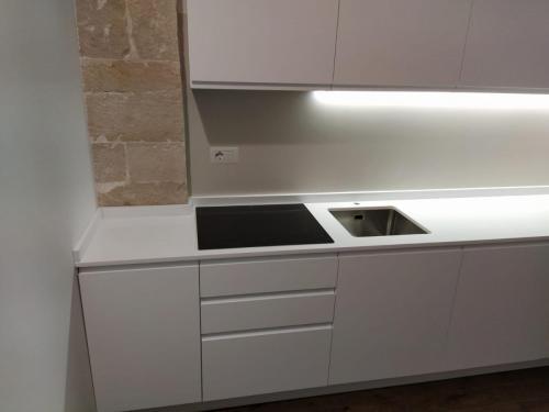 Montaggio piccola cucina a regola d'arte5